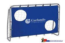 GARLANDO POR-11 -  PORTA DA CALCIO CLASSIC GOAL CM 180 X 120 CON BERSAGLI