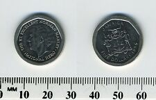 Jamaica 1996 - 5 Dollars Nickel Plated Steel Coin - Norman Manley