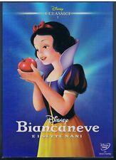 BIANCANEVE E I SETTE NANI  DVD DISNEY