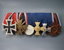 Ordensspange XX Deutsches Reich Eisernes Kreuz 1939 Dienstauszeichnung WW2 WK2
