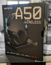 Astro Gaming A50 Wireless Headset + Base Station for PlayStation 4 PS4 PC - NEW