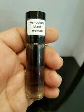 Black Opium Women by Yves Saint Laurent Type Perfume Body Oil 10 ML rollon new!