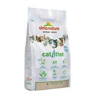 Almo Nature Pet Food Ecological Cat Litter Clumping Soft Biodegradable 2.27kg