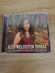 Alisa Weilerstein : Alisa Weilerstein: Dvorák CD (2014) pre owned