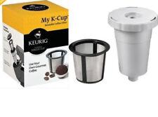 Keurig 5048 My K-Cup Reusable Coffee Filter for Model K15 K40 K45 K55 K60 K65