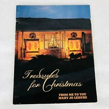New ListingTreasures for Christmas Book Decorative Tole Painting By Mary Jo Leisure