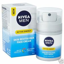 Nivea Men Active Energía Piel Revitalizador Crema Facial 50ml