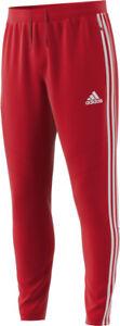 Adidas Men's Tiro 19 Athletic Training Pants Sweatpants Climacool Zipper Pockets