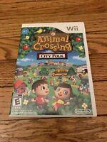 Animal Crossing: City Folk (Nintendo Wii, 2008)