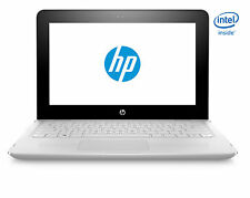Portátiles y netbooks Windows 10 HP Color principal Blanco