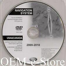 2005 2006 2007 2008 2009 Land Rover LR3 & SE HSE Navigation DVD Map Version 2010