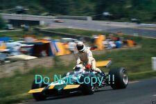 Derek Bell Wheatcroft RACING BRABHAM bt26a BELGA GRAND PRIX 1970 Fotografia