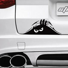 Funny Peeking Monster Style Car Body Door Sticker Vinyl Car Decal Accessories