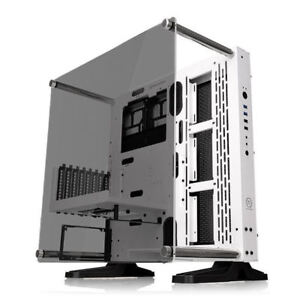 Thermaltake CA-1G4-00M6WN-05 Core P3 Tempered Glass Snow Edition ATX Open Frame