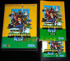 CHAMELEON KID Mega Drive Megadrive Md Versione Giapponese NTSC ••••• COMPLETO