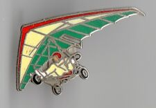 FIXED WINGED AIRCRAFT, GLIDER, PLANE, PIN