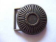 Antique Brass Belt Buckle By Century Canada