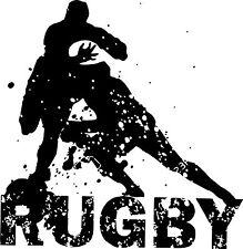 Sticker Rugby 101 - 57x59 cm