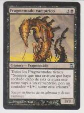 Magic MTG Tradingcard Time Spiral 2006 Vampiric Sliver 140/301 Spanish