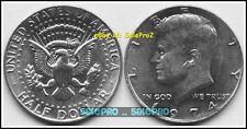 USA 1974 UNITED STATES HALF DOLLAR PRESIDENT JOHN F. KENNEDY JFK 50 CENT COIN