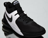 Nike Air Max Impact Men's Black White Basketball Shoes Sport Sneakers