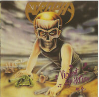 Atrophy - Violent by Nature (CD 2007) US Thrash Metal Displeased Records repress