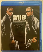 New Men In Black Trilogy Blu Ray 3 Disc Set Free World Wide Shipping Buy It Now