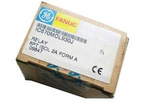 Ge FANUC IC670MDL930J Isolated Output Module 8 Point 240v