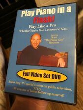 The Piano Guy with Scott Houston Learn To Play Piano in a Flash Pianist Dvd 2009