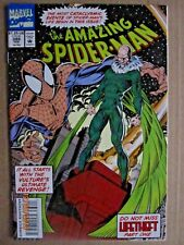 MARVEL COMICS THE AMAZING SPIDER-MAN #386 VULTURE APPEARANCE