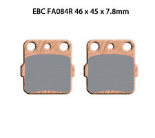 Ebc De Freno Trasero Pad Set fa084r Para Yamaha Yfm 350 fxg-s Wolverine 95-04
