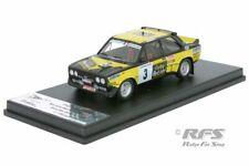 Fiat 131 Abarth  Michele Mouton  Rallye Boucles de Spa 1980  1:43 Trofeu RRbe09