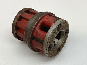 """Ridgid B11 Ratchet Threader Pipe Threading Drop Die 1/4"""" NPT"""