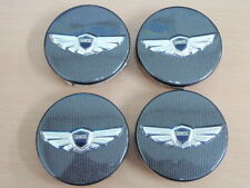 Wing Logo Badge Emblem Center Wheel Cap Hub For 08~2014+ Hyundai Genesis Coupe