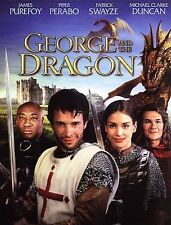 George and the Dragon DVD NEW Sealed Patrick Swayze Piper Perabo James Purefoy