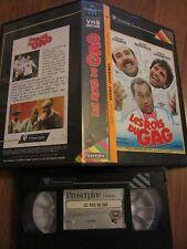 Les Rois Du Gag de Claude Zidi, VHS Proserpine, Comédie, RARE!!!