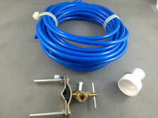 LG SAMSUNG WESTINGHOUSE F & P FRIDGE FILTER & ICEMAKER WATER LINE TUBE HOSE KIT