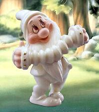Lenox Disney Snow White Dwarf Bashful A Serenade for Snow White 24 karat