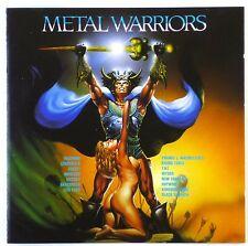 CD - Various - Metal Warriors - A4911 - RAR
