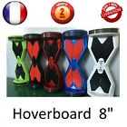 """8"""" Gyropode Hoverboard Overboard Skate Scooter électrique Bluetooth Neuf !"""