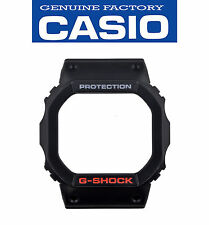 Casio Bezel G-Shock DW-5600CL  watch band bezel black case cover DW5600CL-1