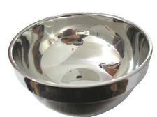 Double Layer Heat Insulated Stainless Steel Bowl Small Size 12 cm