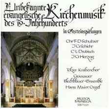 Sconosciuti evangelica chiese musica del 19. jahrh., tra l'altro con Tölzer per ragazzo coro