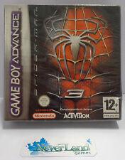 Console Gioco NINTENDO GB Game Boy GameBoy Advance SPIDER-MAN 3 - NUOVO - New -
