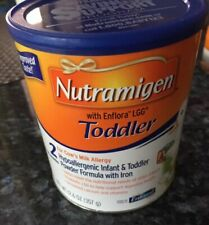 Nutramigen Toddler 6 cans one Case Free Shipping!