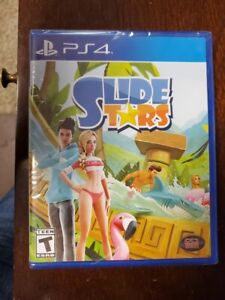 Slide Stars - Sony PlayStation 4 PS4 game NEW SEALED