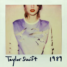 SWIFT TAYLOR - 1989, 1 Audio-CD