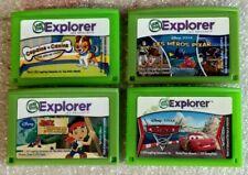 Jeux Cars Pixar pour LeapFrog Explorer Leapad Game Speel Spiel
