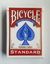 New Sealed Complete Bicycle Playing Cards Full Deck Standard Size & Face