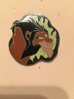 Disney Lion King Scar Limited Release Pin
